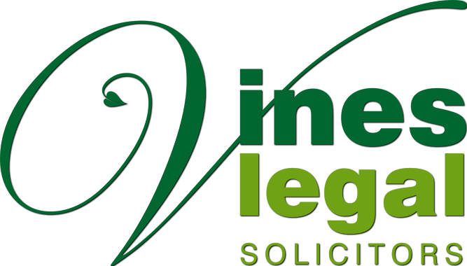 Vines Legal Logo
