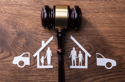 5 stages of divorce - lawyer Chesterfield